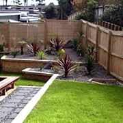 Purpose Built Retaining Wall